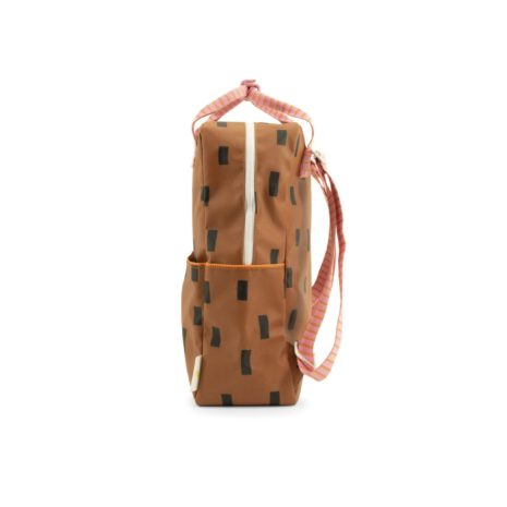1801785 - Sticky Lemon - sprinkles special edition - backpack large - syrup brown + bubbly pink Kopie 3