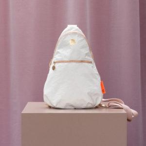 """Tinne und Mia  Drip Bag """"Loua""""  in blanc de blanc"""