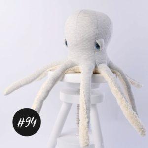 "#94 ""Otis the Octopus"" Schmusekrake eBook +Video"