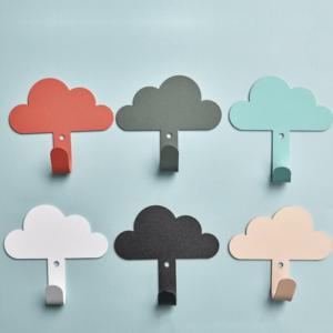 "Mini Hook /Kleiderhaken ""Cloud""  (Farbe wählen)"