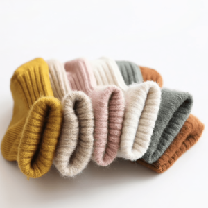 """warme """"Baby Flauschsocken""""  ..super soft / 0-12 Monate  (Farbe wählen)"""