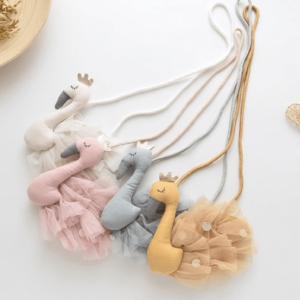 """zauberhafte """"Flamingo-Tasche"""" (Farbe wählen)"""