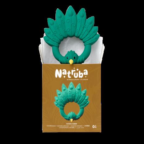 Natruba-Teether-PeacockGreen-OpenBox1024px