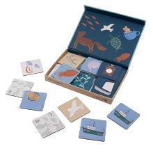 """Memory in der Box  """"Seven Seas/Daydream""""   von SEBRA"""