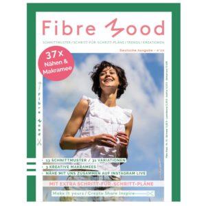 NO 10 / FIBRE MOOD Schnittmusterzeitschrift