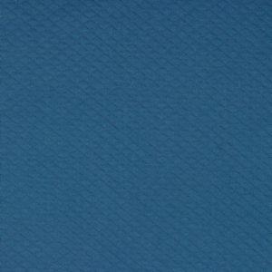 "Stepp-Sweat Waffle-Sweat ""jeans-blau"""