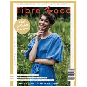 NO 16 / FIBRE MOOD Schnittmusterzeitschrift